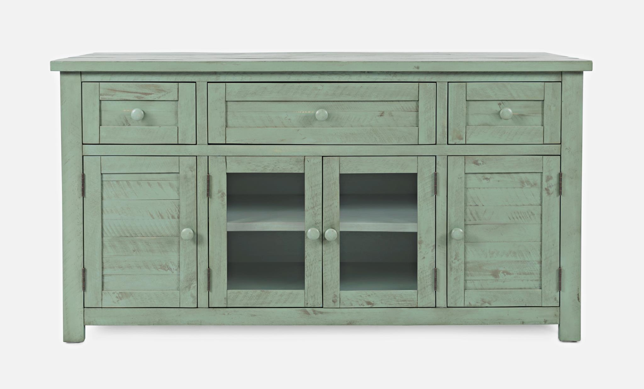 "American Folklore 60"" Console (Sage) Image"