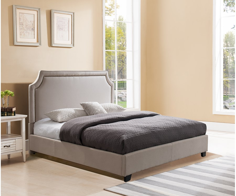 Brantford Platform Bed Image